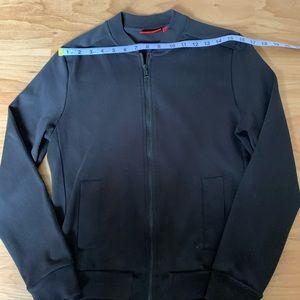 HUGO Hugo Boss Men's black Bomber jacket Small